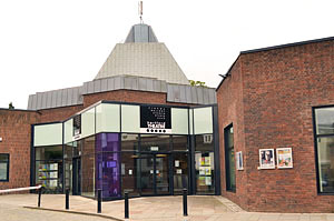 Hertford Theatre, Hertford - the venue for many HD&OS productions
